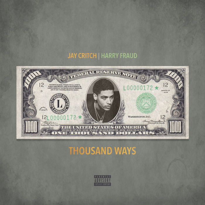 JAY CRITCH - Thousand Ways (Explicit)