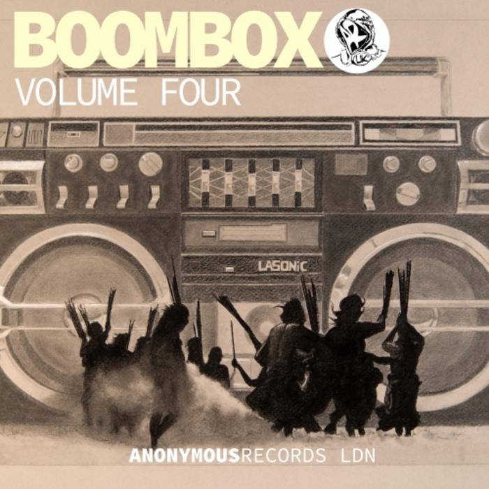 VARIOUS - Boombox Vol 4
