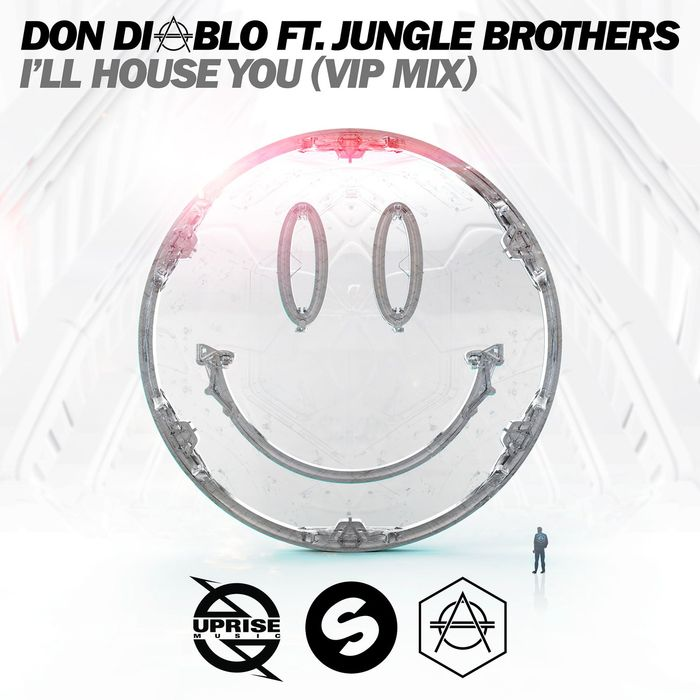 DON DIABLO feat JUNGLE BROTHERS - I'll House You