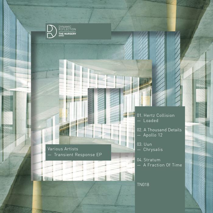 HERTZ COLLISION/A THOUSAND DETAILS/UUN/STRATUM - Transient Response EP