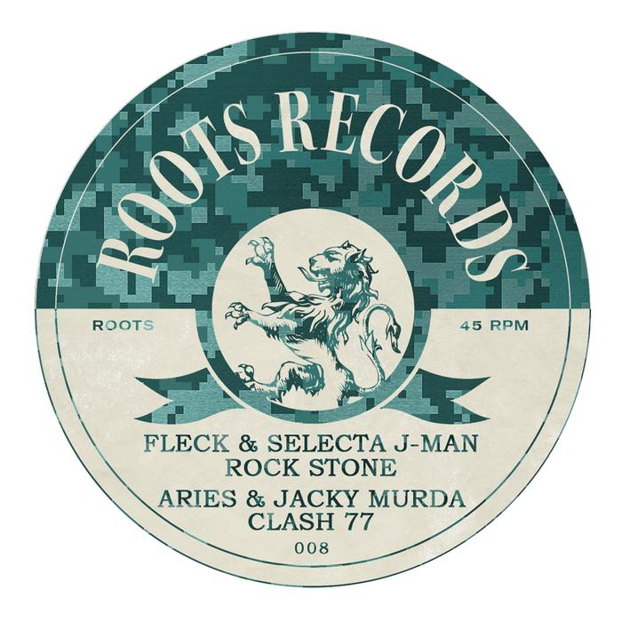 FLECK & SELECTA J-MAN/ARIES & JACKY MURDA - Rockstone/Clash 77