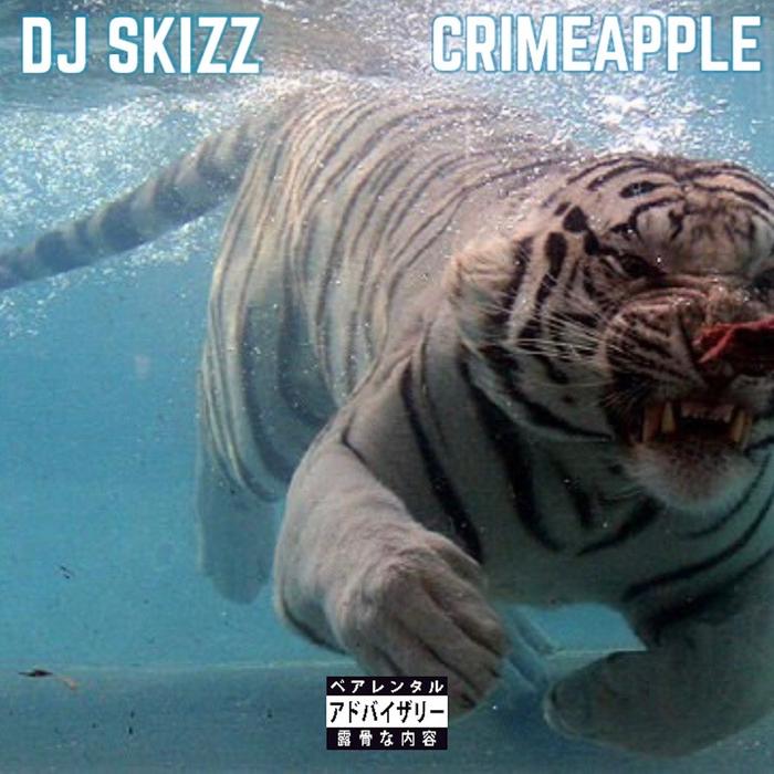 CRIMEAPPLE & DJ SKIZZ - Siegfried