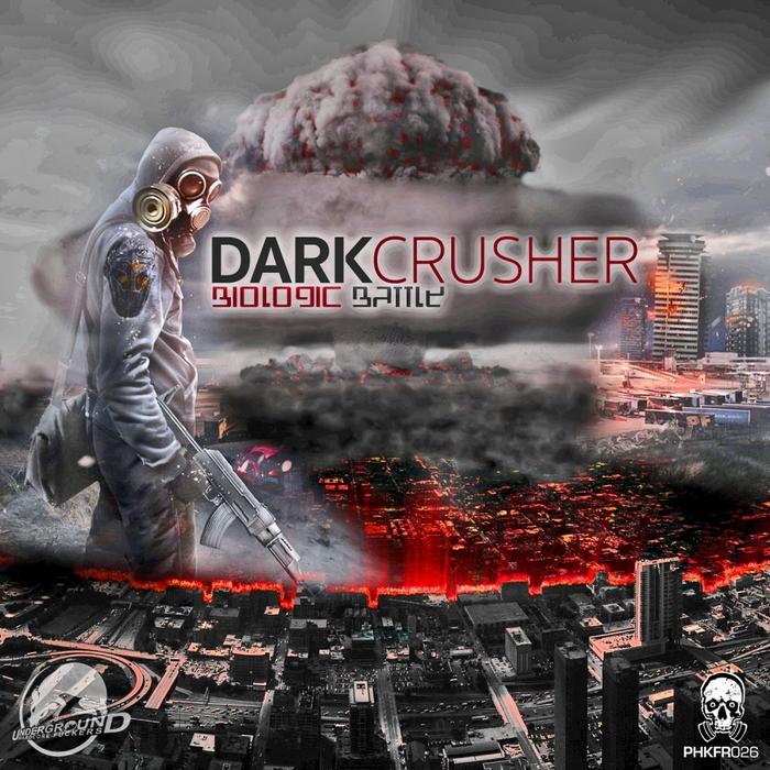 DARK CRUSHER - Biologic Battle