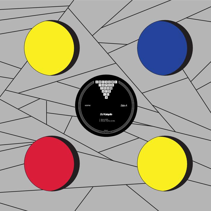 DJ KATAPILA - African Techno