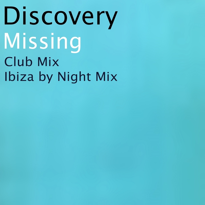 DISCOVERY - Missing