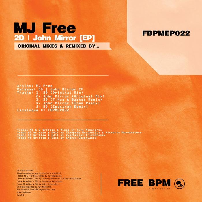 MJ FREE - 2D/John Mirror