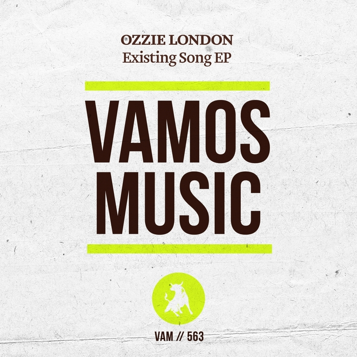 OZZIE LONDON - Existing Song EP