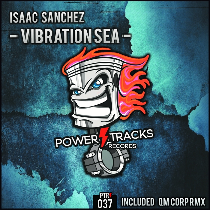 ISAAC SANCHEZ - Vibration Sea