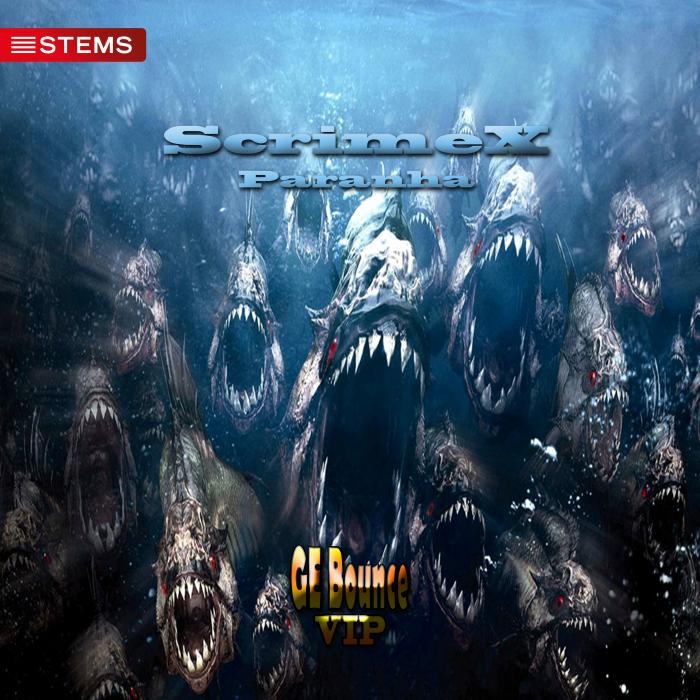 SCRIMEX - Piranha EP