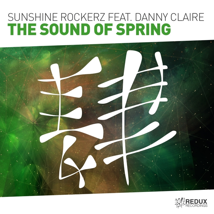 SUNSHINE ROCKERZ feat DANNY CLAIRE - The Sound Of Spring