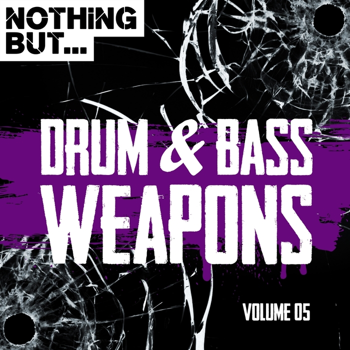 VARIOUS - Drum & Bass Weapons Vol 05