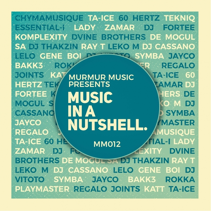 VARIOUS - Music In A Nutshell
