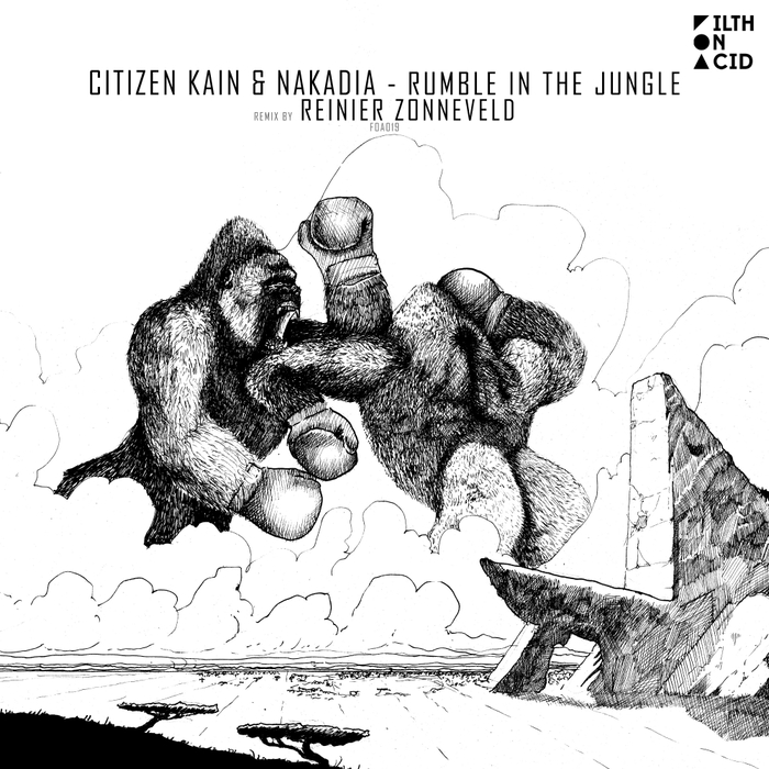 NAKADIA/CITIZEN KAIN - Rumble In The Jungle