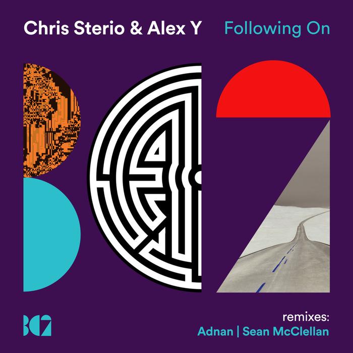 CHRIS STERIO/ALEX Y - Following On