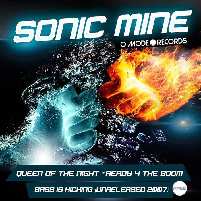 SONIC MINE - Queen Of The Night