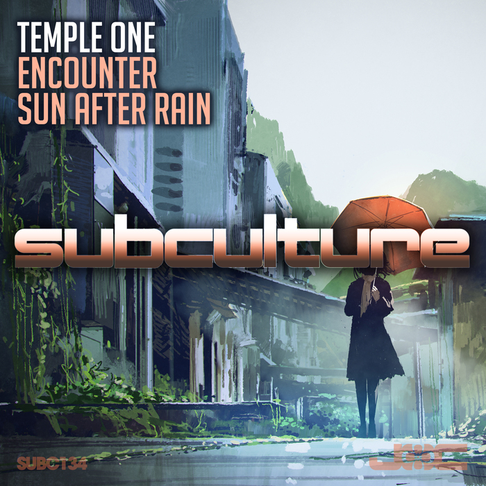 TEMPLE ONE - Encounter
