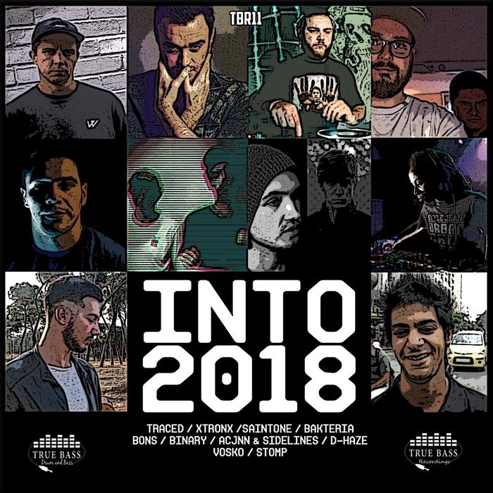 VARIOUS - Into 2018