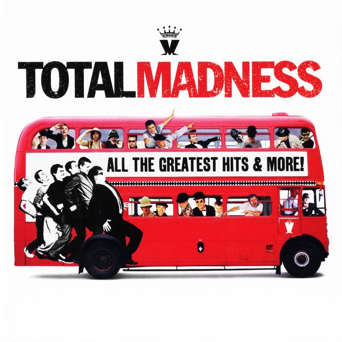 MADNESS - Total Madness - All The Greatest Hits & More!