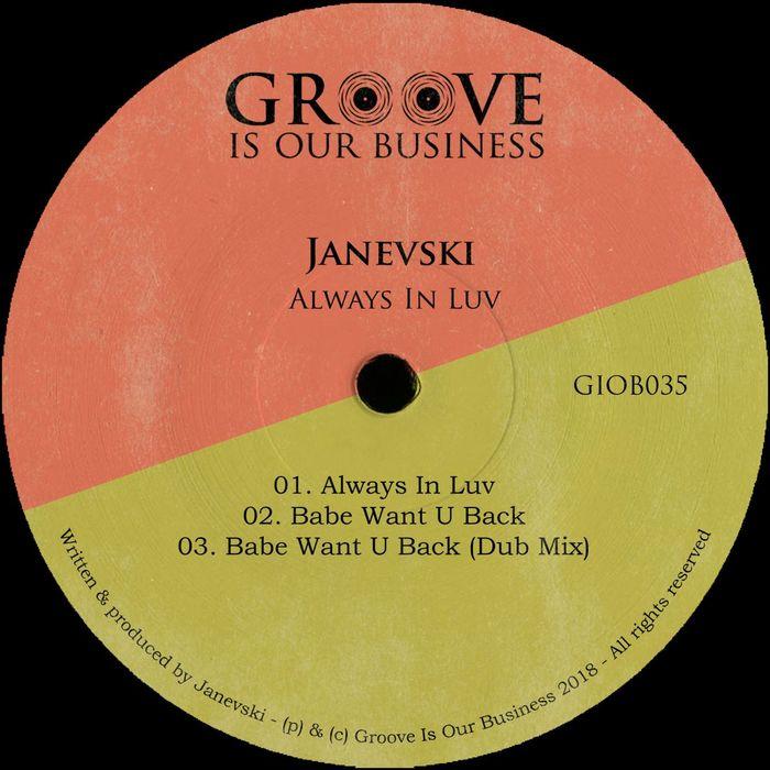 JANEVSKI - Always In Luv