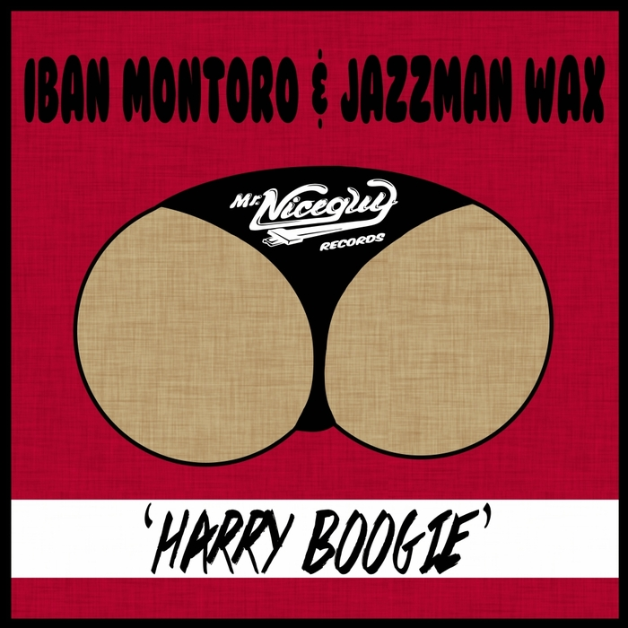 IBAN MONTORO & JAZZMAN WAX - Harry Boogie