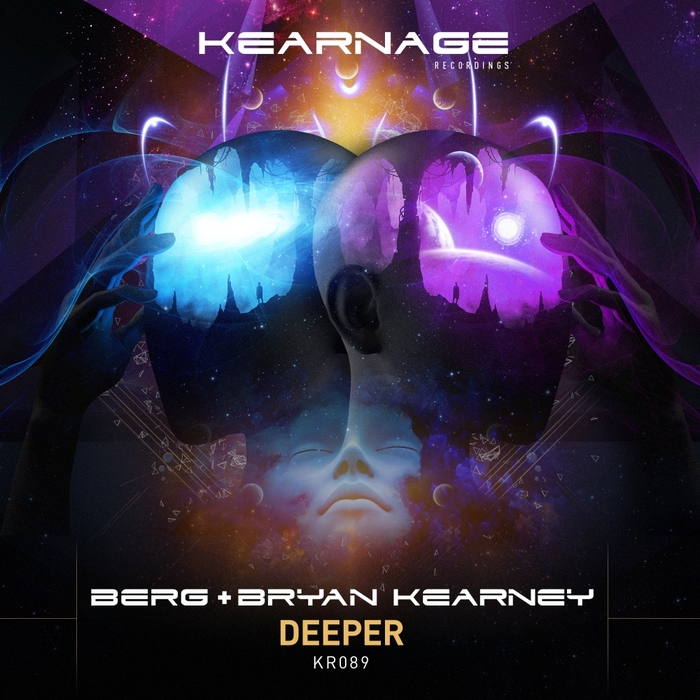 BERG & BRYAN KEARNEY - Deeper