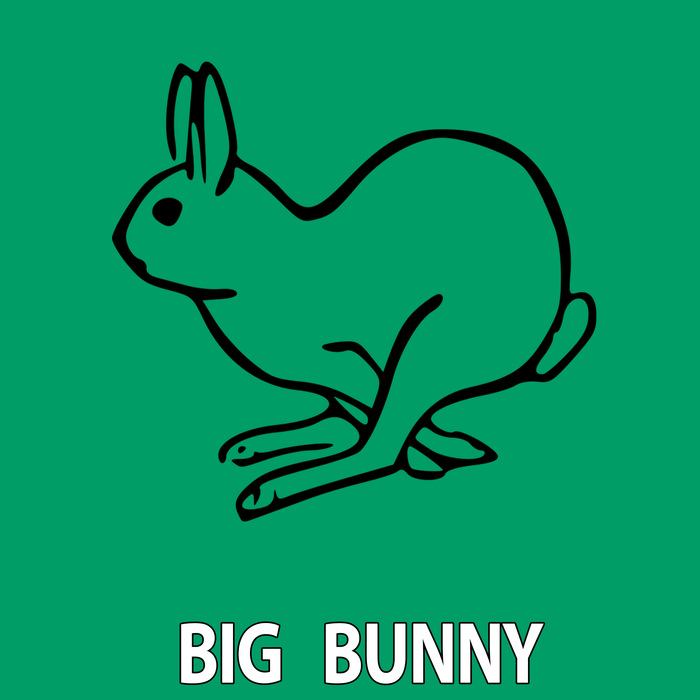21 ROOM/ZNMK/BIG BUNNY/BUNNY HOUSE - Ensuing