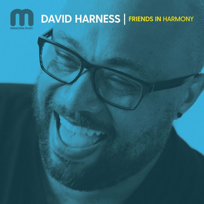 DAVID HARNESS - Friends In Harmony