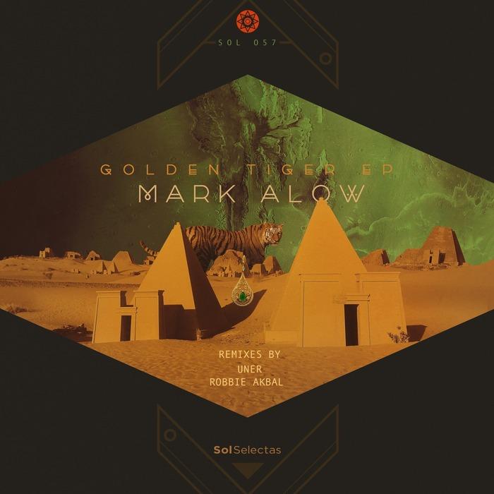 MARK ALOW - Golden Tiger