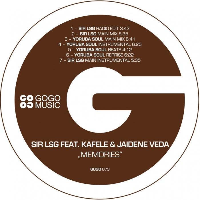 SIR LSG feat KAFELE/JAIDENE VEDA - Memories