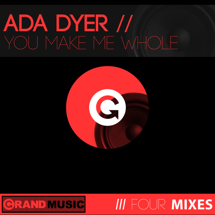 ADA DYER - You Make Me Whole