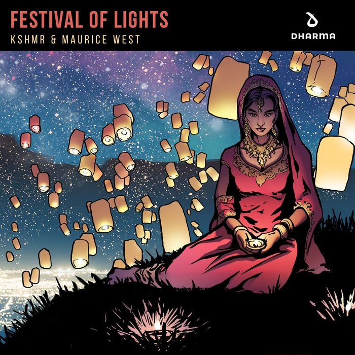KSHMR/MAURICE WEST - Festival Of Lights