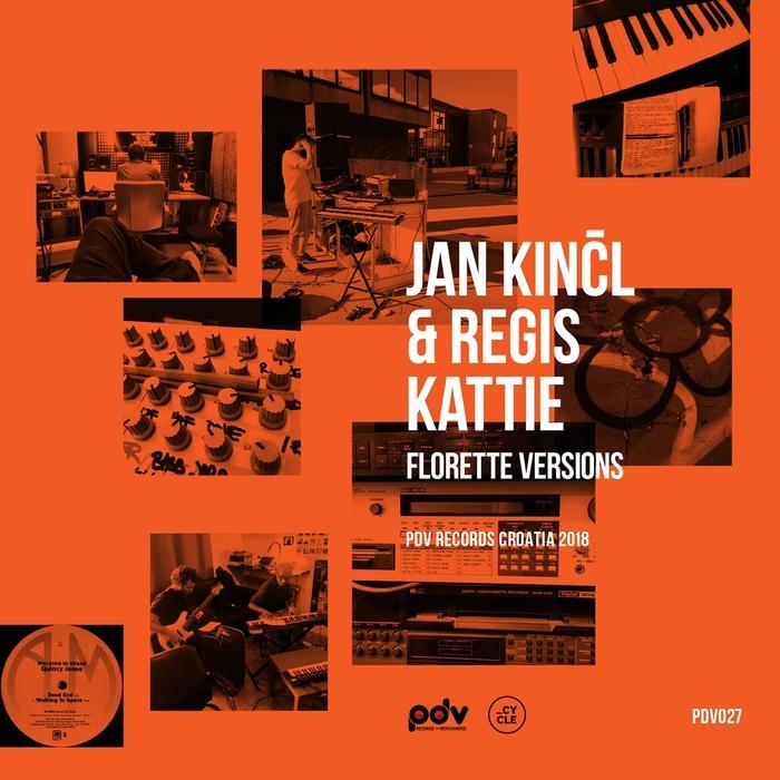 JAN KINCL & REGIS KATTIE feat LUKA VESELINOVIC - Florette Versions