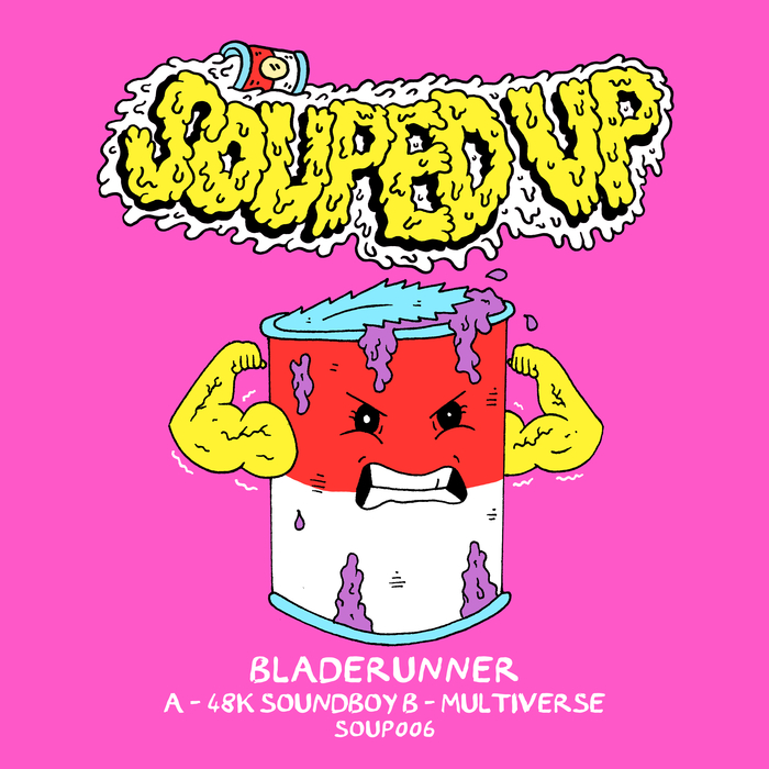 BLADERUNNER - 48K Soundboy/Multiverse