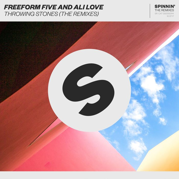 FREEFORM FIVE/ALI LOVE - Throwing Stones (The Remixes)