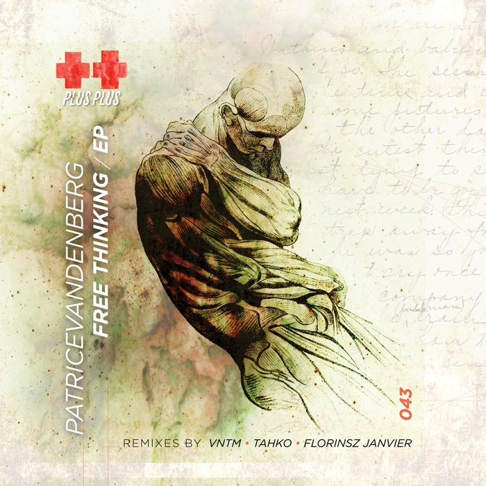 PATRICEVANDENBERG - Free Thinking EP