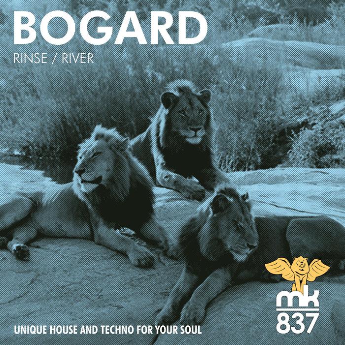 BOGARD (UK) - Rinse/River