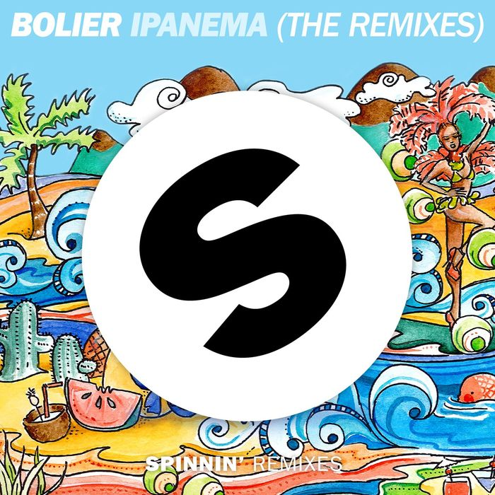 BOLIER - Ipanema (The Remixes)