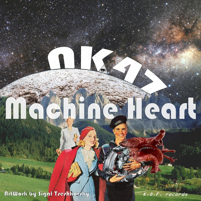 NK47 - Machine Heart EP