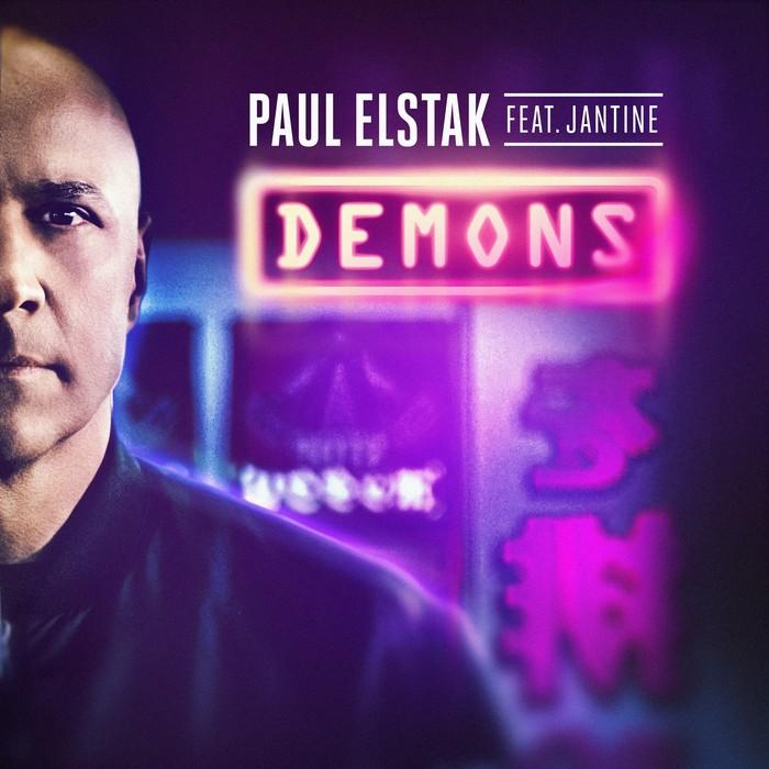 DJ PAUL ELSTAK feat JANTINE - Demons