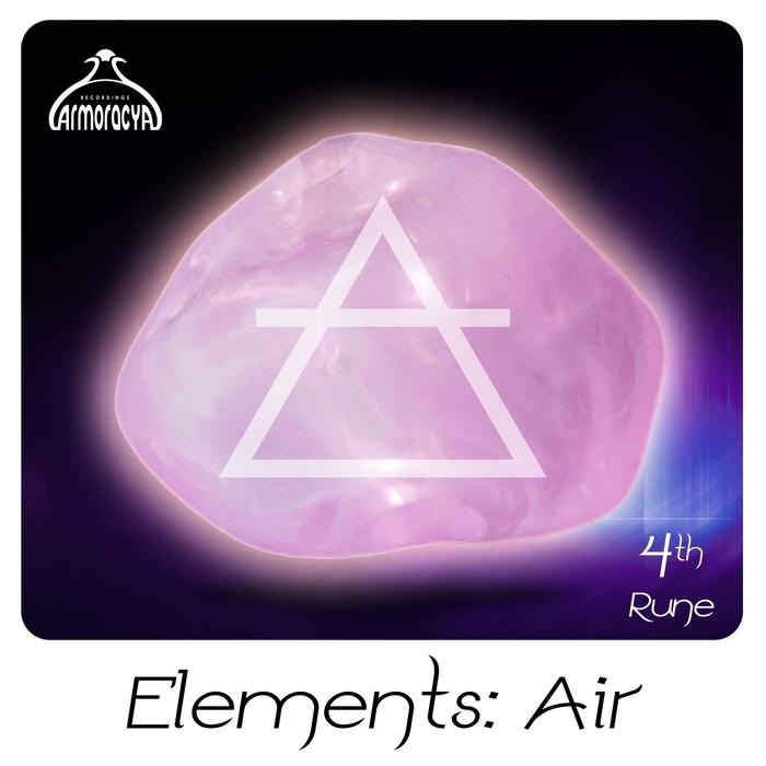 YOREKBIRN/JOSE ASTRALES/JAGO ALEJANDRO PASCUA/MARK GAETANI/JIUNAZE - Elements: Air 4th Rune