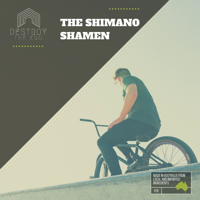 KRIECE/DECIBEL JEZEBEL/DIEGO VELASCO/FONTANELLE - The Shimano Shamen