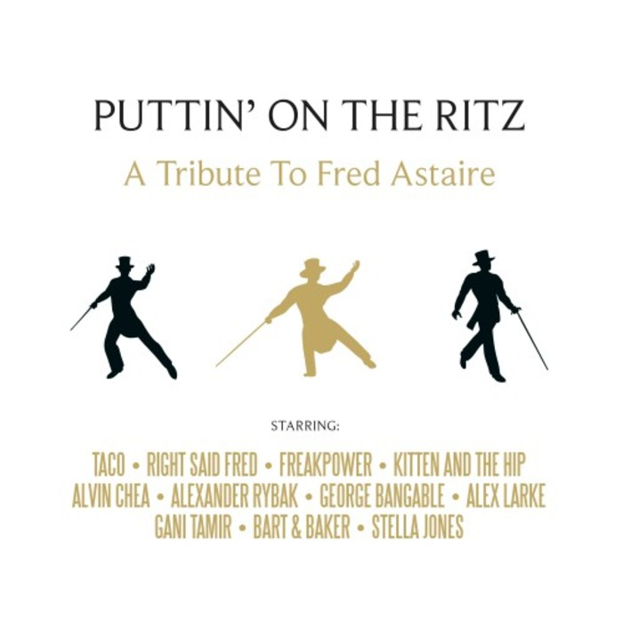 VARIOUS - Puttin' On The Ritz - A Tribute To Fred Astaire