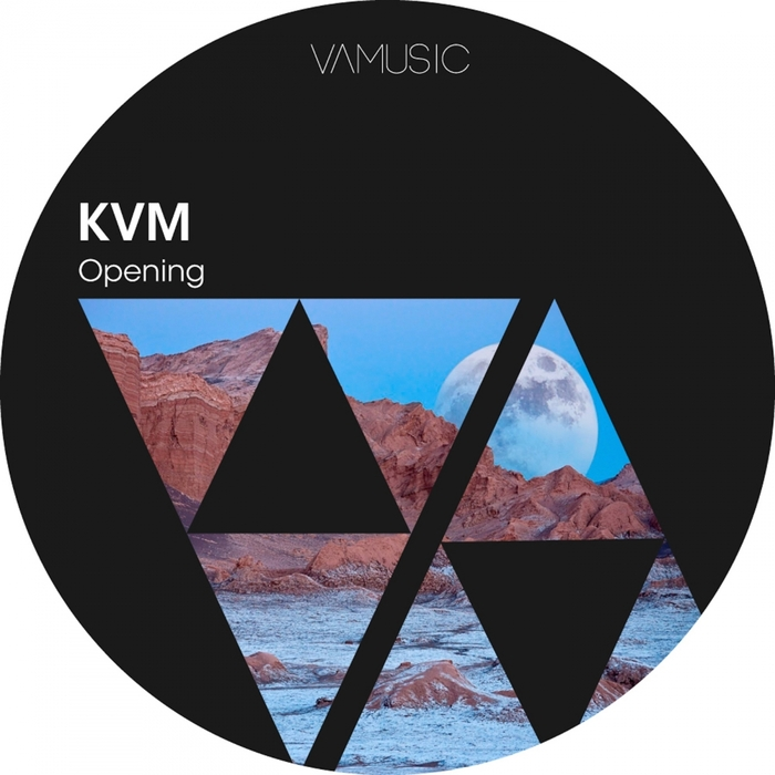 KVM - Opening