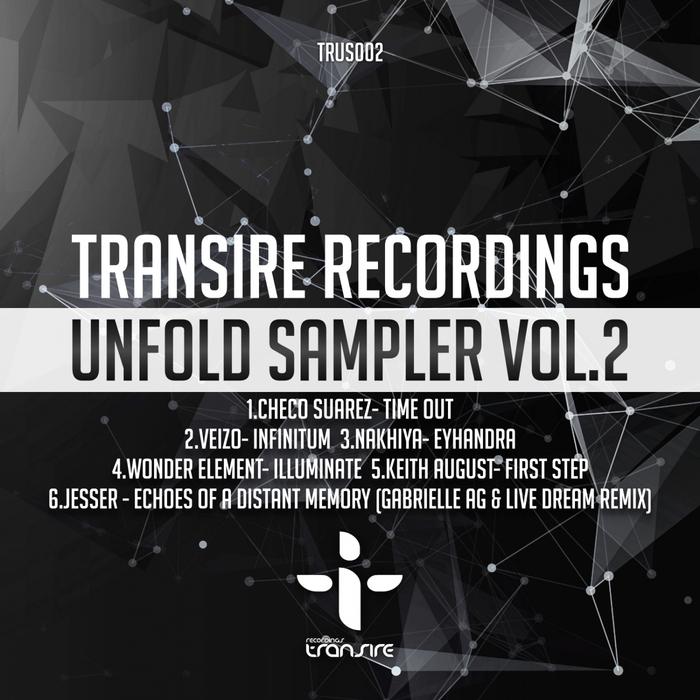 Unfold Sampler Vol 2 By Checho Suarez/Veizo/Nakhiya/Wonder