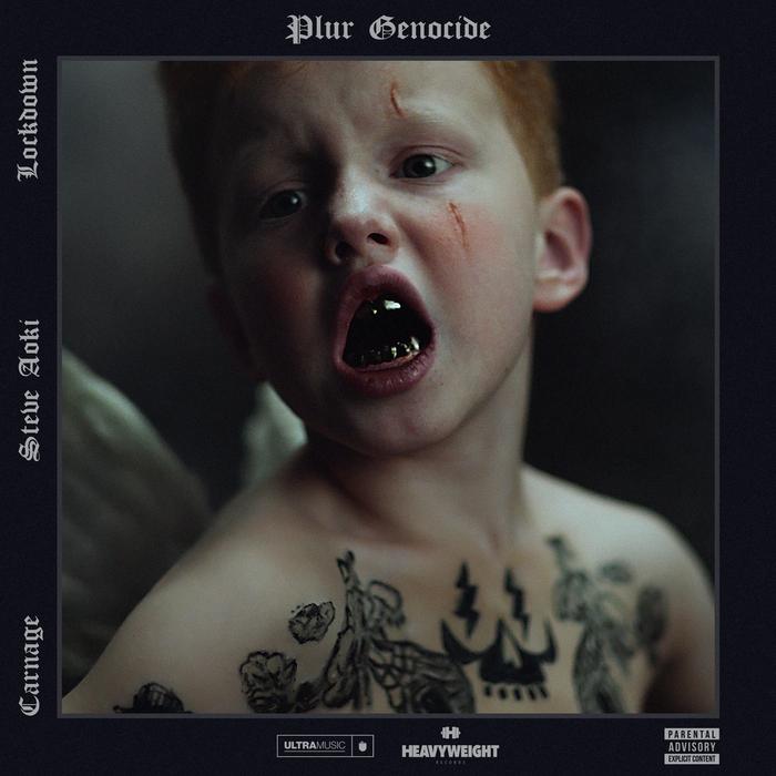 CARNAGE & STEVE AOKI feat LOCKDOWN - Plur Genocide