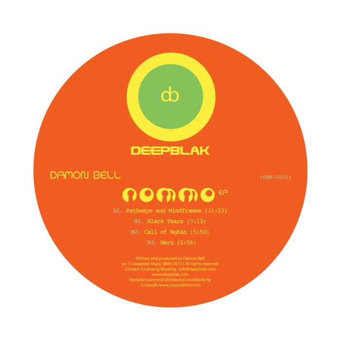 DAMON BELL - Nommo EP