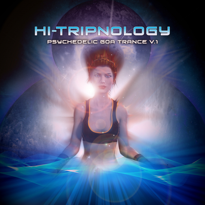 VARIOUS - Hi-Tripnology - Psychedelic Goa Trance V 1