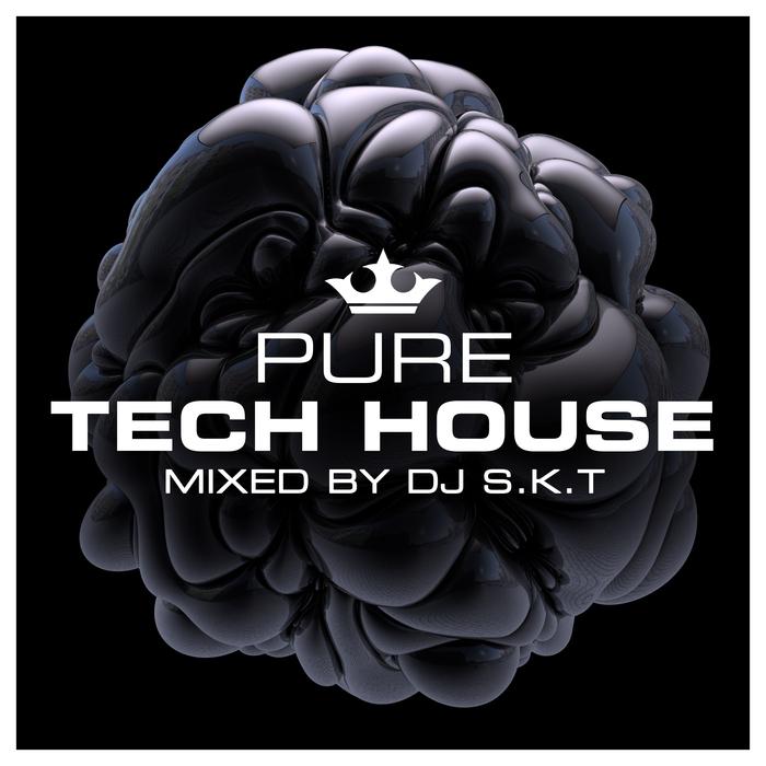 DJ SKT/VARIOUS - Pure Tech House (unmixed tracks)