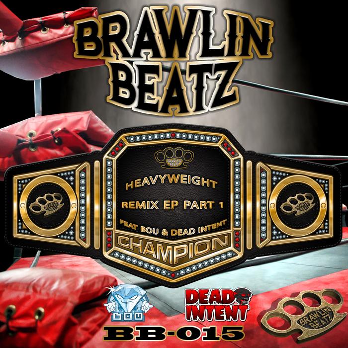 GRAVIT E/TEEJ feat BOU/DEAD INTENT - Heavyweight Remix Part 1
