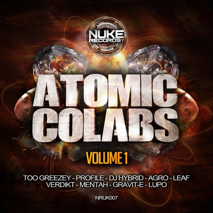 VARIOUS - Atomic Colabs Volume 1
